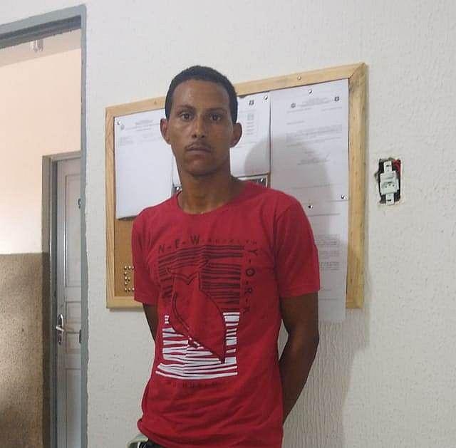 Adriano Martiniano foi preso em União dos Palmares