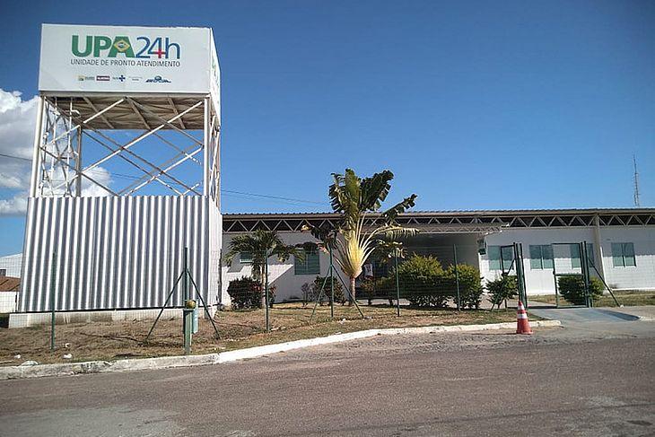 As vítimas foram levadas para a UPA de Delmiro Gouveia