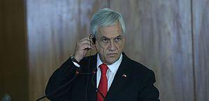 """Prosul será """"um fórum sem ideologias"""", defende presidente do Chile"""