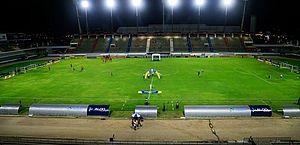 Reunião discutiu o retorno gradual do público aos jogos realizados no Estádio Rei Pelé