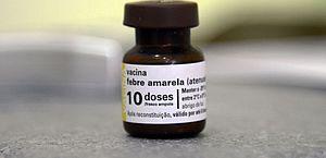 Saúde amplia público para vacinas contra febre amarela e gripe