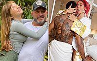 Nego do Borel volta a ser criticado por pai de Duda Reis após fotos com Anitta