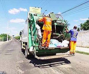 Não haverá coleta de lixo em Campina Grande na Sexta-Feira Santa, diz prefeitura