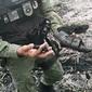 Vídeo: denúncia leva policiais a ponto de extração de carvão sem autorização