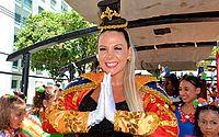Com tema circense, Carla Perez celebra 20 anos do Algodão Doce