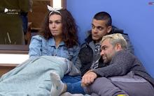 Evandro, Fernanda e Caíque