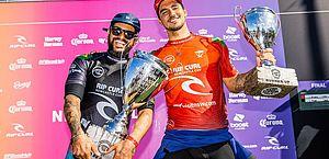 Surfe: Ítalo Ferreira vence Medina na final da etapa de Newcastle