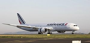 Air France suspende rota Paris-Fortaleza devido a aumento de casos de Covid-19