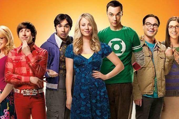 Elenco da série 'The Big Bang Theory'