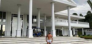 Gusttavo Lima deixa supermansão e se muda para apartamento de luxo; veja imagens