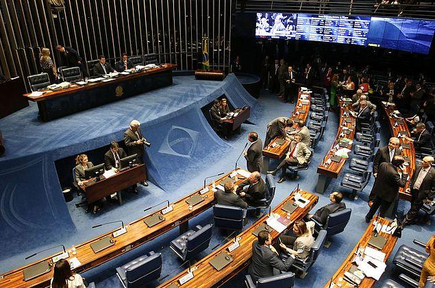 Após aprovação no Senado, pacote anticrime segue para sanção presidencial