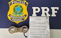 Foragido da Justiça por tentativa de homicídio é preso no interior de AL