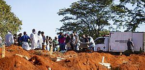 Brasil tem mais de 1 milhão de casos confirmados de Covid-19
