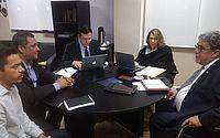 Agentes penitenciários participam de reunião com ministro do CNJ