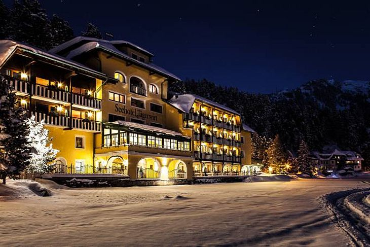 Hotel Seehotel Jägerwirt/Divulgação