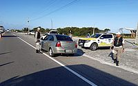 Dois condutores são flagrados na Lei Seca na volta do feriado