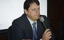 Ministro da Infraestrutura, Tarcísio Gomes de Freitas, disse que há projeções para privatizar ou liquidar cerca de 100 estatais