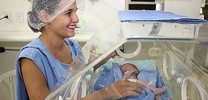 Hospital no interior de Alagoas cria cartilha para incentivar amamentação