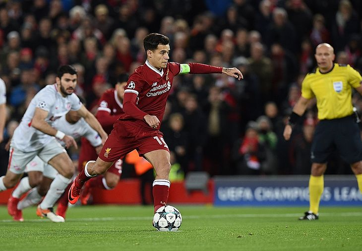Twitter / Liverpool