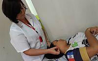 Ifal Maceió oferece terapia de acupuntura auricular para a comunidade acadêmica