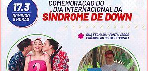 Amor 21 promove dia especial em comemoração ao Dia Internacional da Síndrome de Down