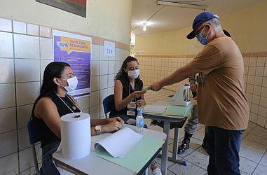 Eleições no CEPA