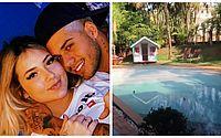 Após dois meses de namoro, influenciadora mostra mansão em que vai morar com Zé Felipe