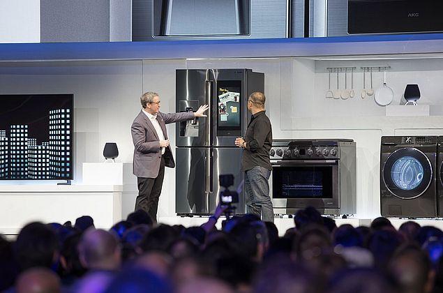 Casa do futuro já é realidade em feira de tecnologia em Las Vegas