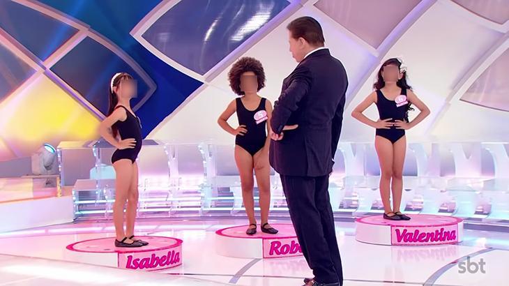 MPF ingressa com ação contra Silvio Santos por erotização de crianças na TV
