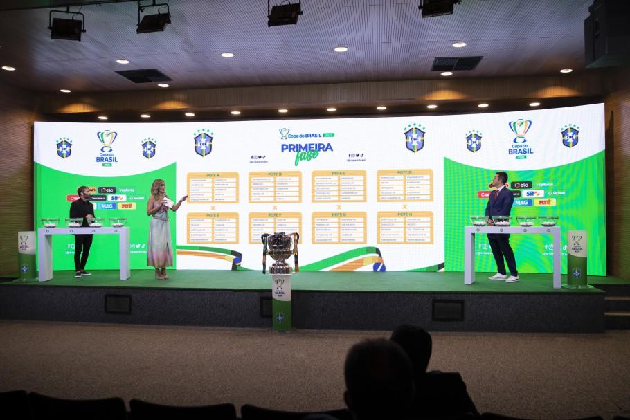 Copa do Brasil 2021: confira datas e horários dos jogos da primeira fase