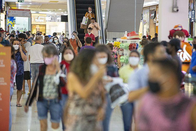 Confiança do empresário do comércio de Maceió sobe 14,25% em dois meses